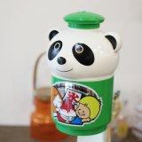 ナショナル製 パンダ 電気氷かき/かき氷器 MF-145 グリーン 箱付き ユーズド品