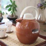 象印ポット きゅうす VJ-1000 茶 未使用品(し3068)