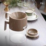 岩城硝子 パイレックス COFFEE HOUSE ガラスコーヒーポット 5杯用 未使用品 取扱い説明書付き(せ5089)