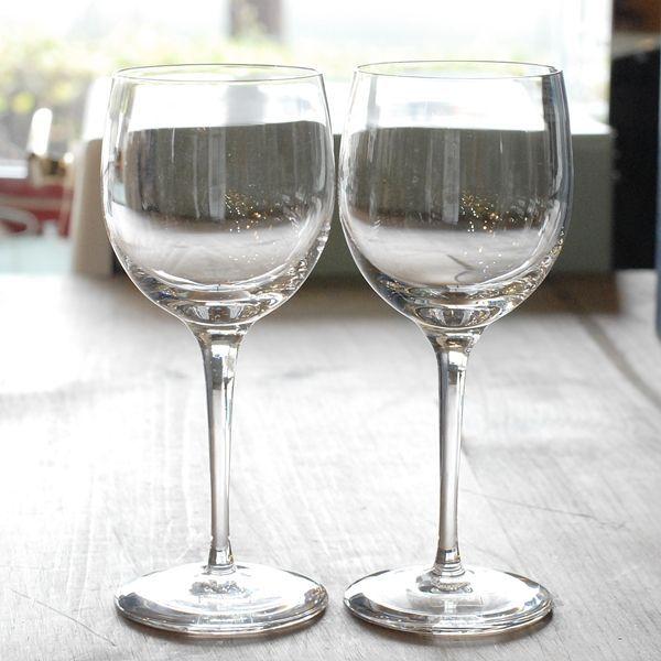 画像3: フランス SAINT LOUIS サンルイ ペアワイングラス 箱付き 未使用品(箱10 998)