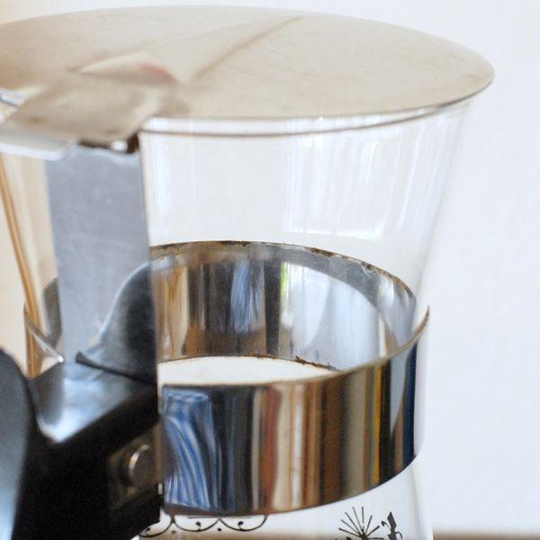 画像5: レトロ ガラス ウォーターピッチャー ユーズド品(G1259)