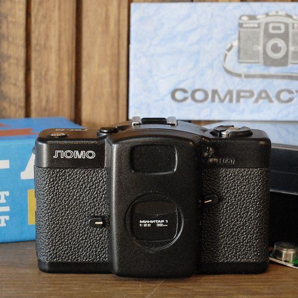 画像3: LOMO コンパクトカメラ LC-A 未使用品