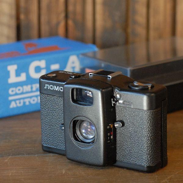 画像1: LOMO コンパクトカメラ LC-A 未使用品