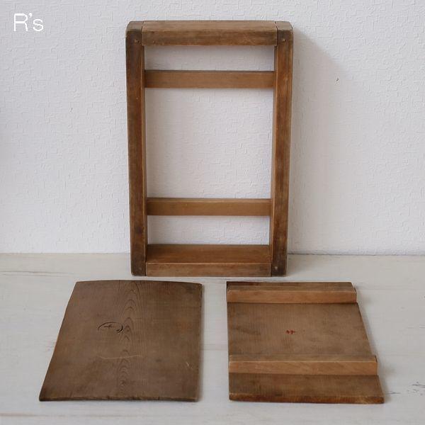画像2: 押し寿司用の木型 アンティーク品(a4730)