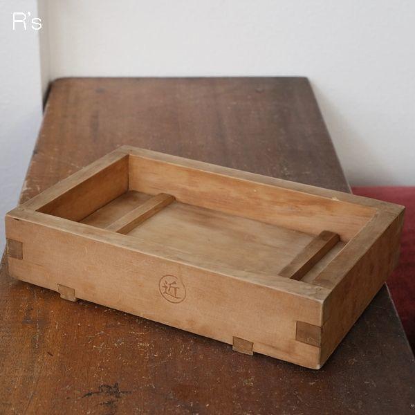 画像5: 押し寿司用の木型 アンティーク品(a4730)