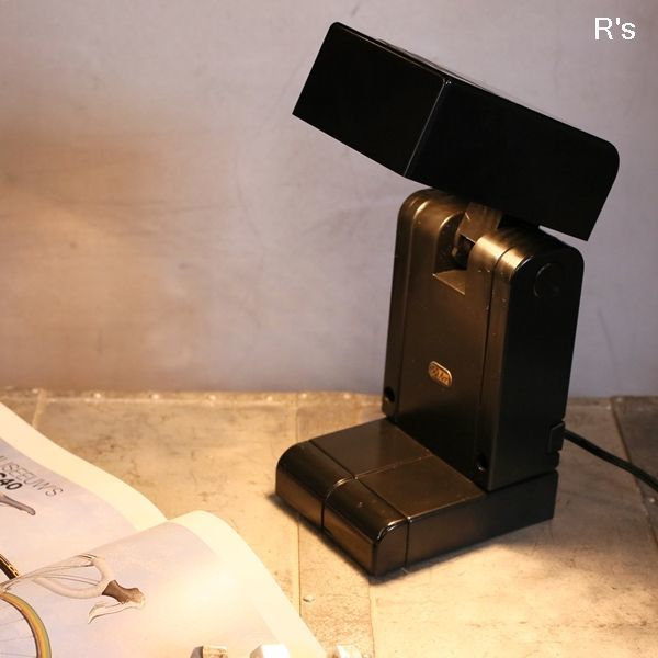 画像1: α ART アルファアート ロボライト S.OGAWA コンパクトデスクライト 未使用品(フ4899)