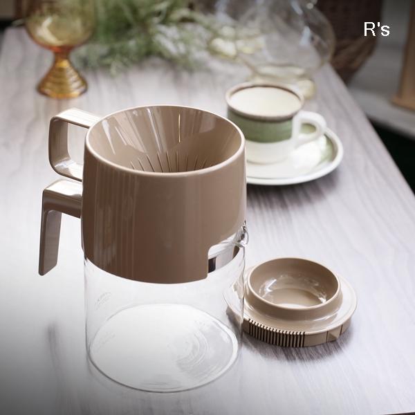 画像1: 岩城硝子 パイレックス COFFEE HOUSE ガラスコーヒーポット 5杯用 未使用品 取扱い説明書付き(せ5089)