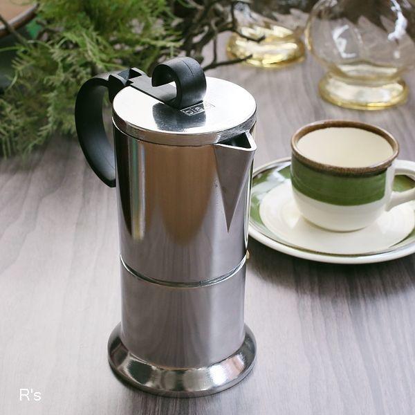 画像1: イタリア BIALETTI ビアレッティ コンパクトエスプレッソコーヒーメーカー カフェ・ビー 4cups 未使用品 箱付き 取扱説明書付き(v5272)