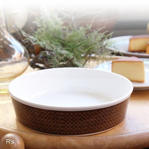 画像1: ノリタケ Primadura プリマデュラ パイ皿 20cm深皿 5005/3 未使用品(く5359)