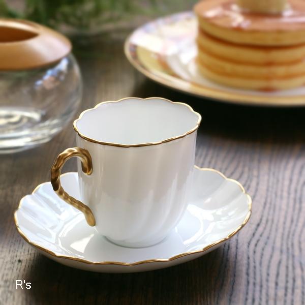 画像1: ノリタケ ダイヤモンドコレクション オーバル デミタスカップ&ソーサー 白 未使用品(M5371)